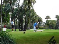 Carte des golfs de Floride