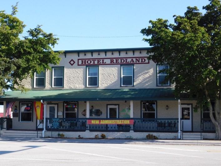 Hotel Redland de Homestead (près de Miami en Floride)