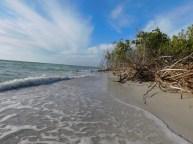 Plage de Marco Island en Floride