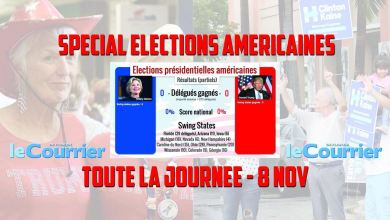 Spécial élections américaines 2016 Trump / Clinton
