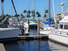Marina de Bradenton en Floride.