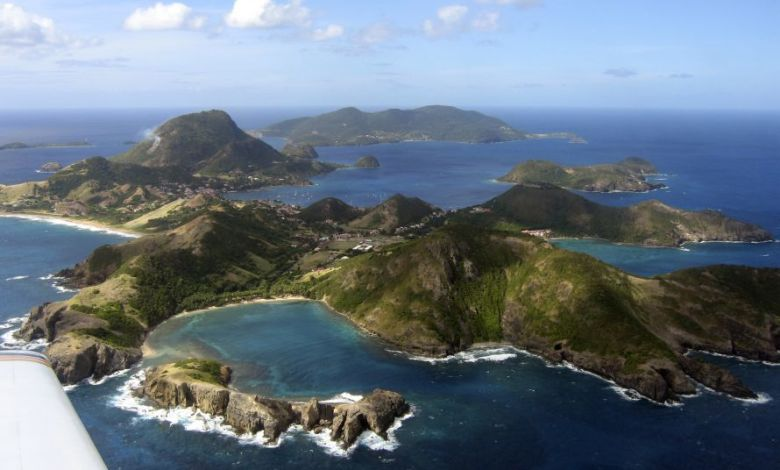 Archipel des îles Saintes (Guadeloupe)