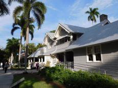 Maison d'Henry Ford à Fort Myers en Floride.