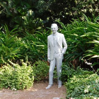 Statue d'Henry Ford.