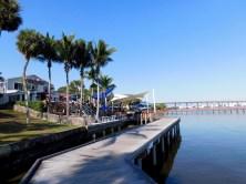 Quais de Stuart en Floride