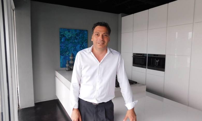 Christos Koteldis, président de CMD Group à Fort Lauderdale.