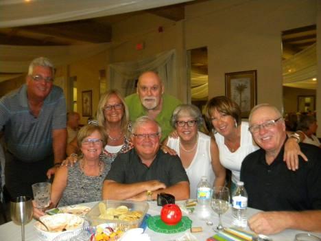 Robert Renaud et ses amis
