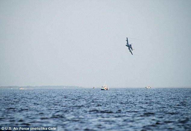 Exercice militaire américano-canadien en Floride