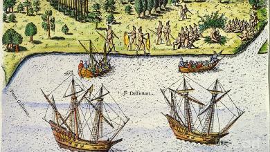 Photo de Terre d'Espérance : «CHARLESFORT» (3ème partie de notre roman historique sur l'arrivée des Français en Floride)