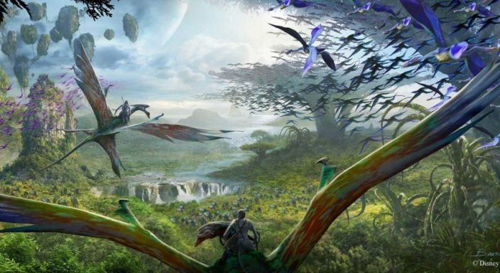 Pandora : The World of Avatar