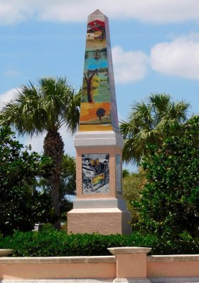 Monument-highwaymen-Fort-Pierce-Floride-8859