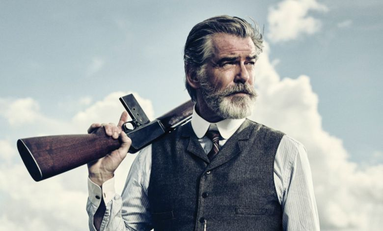 Série The Son avec Pierce Brosnan