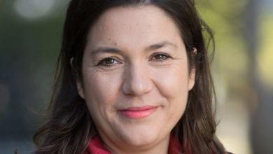 Clémentine Langlois, candidate de La France Insoumise (Jean-Luc Mélenchon) sur la circonscription Etats-Unis / Canada