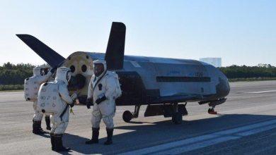 Photo of Une navette spatiale secrète a atterri à Canaveral