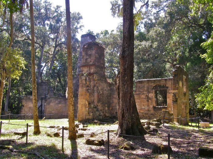 Bulow Plantation Ruins, à Ormond Beach