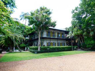 Maison et jardin d'Ernest Hemingway à Key West