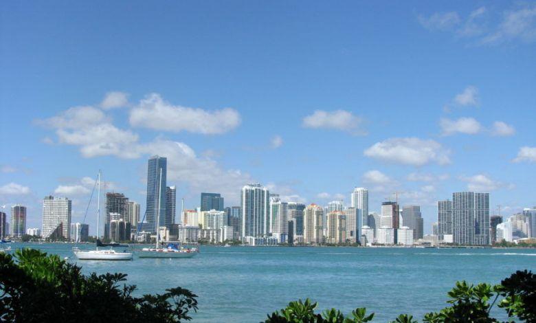 Miami Skyline - Floride
