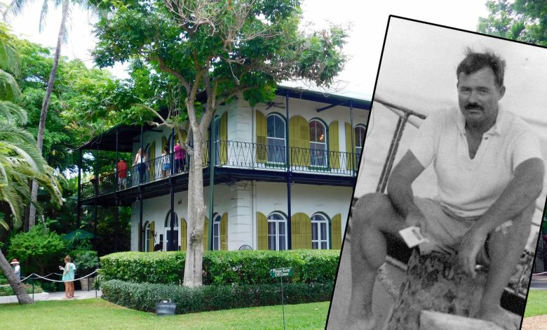 Maison d'Ernest Hemingway à Key West
