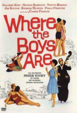 Film Where the Boys Are