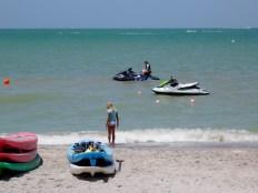 Plage sur l'île de Captiva (Floride)