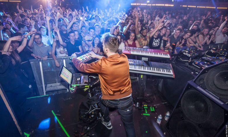 Joris Delacroix en concert au National Hotel de Miami Beach