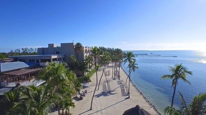 Cheeca Lodge : hôtel moderne et chic sur l'île d'Islamorada, dans les Keys de Floride