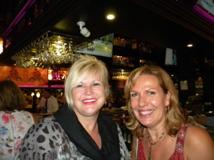 Maryse Verno et Sabine Gierula (courtiers immobiliers en Floride)