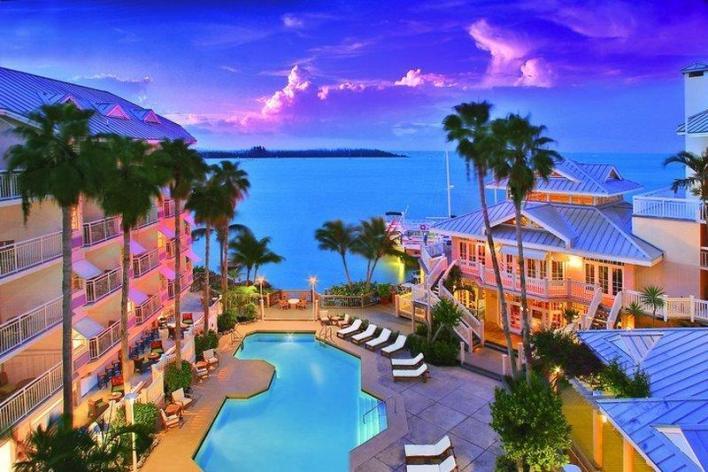 Hyatt Centric : un hôtel moderne sur le port de Key West