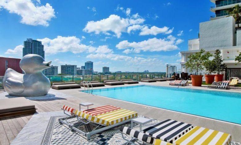 SLS Hotel Brickell Miami