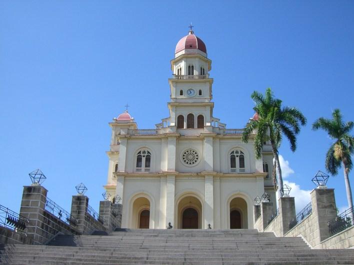 Basilique Virgen de la Caridad- Sierra Maestra - Cuba