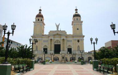 Cathedral Nuestra Senora de la Asuncion - Santiago de Cuba