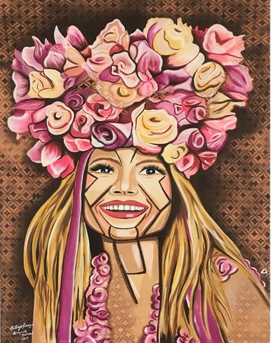 L'artiste mexicaine Cynthia Picazo sera exposée à la Miami River Art Fair.