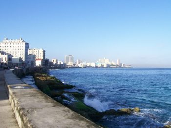 Malecón La Havane - Cuba