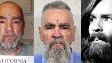 Mort du tueur en série Charles Manson.