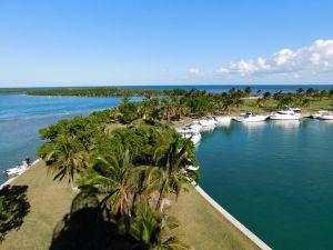 L'île de Boca Chita Key, dans le Biscayne National Park