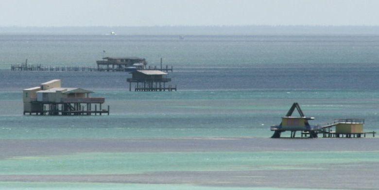 Stiltsville, la ville flottante au large de Miami