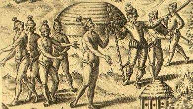 Photo of Fort Caroline (suite de notre roman historique «Terre d'Espérance» sur l'arrivée des Français en Floride)