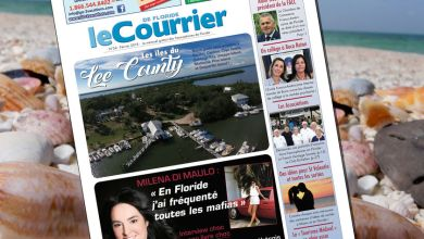 Photo of Le Courrier de Floride de Février 2018 est sorti !