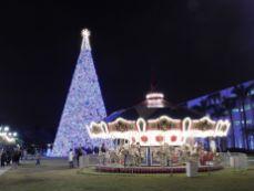 Delray Beach durant les fêtes de Noël
