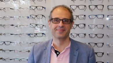 Eric Sebbah de Vision Store : magasin d'optique, opticien, ophtalmologue, optométriste à Deerfield Beach en Floride