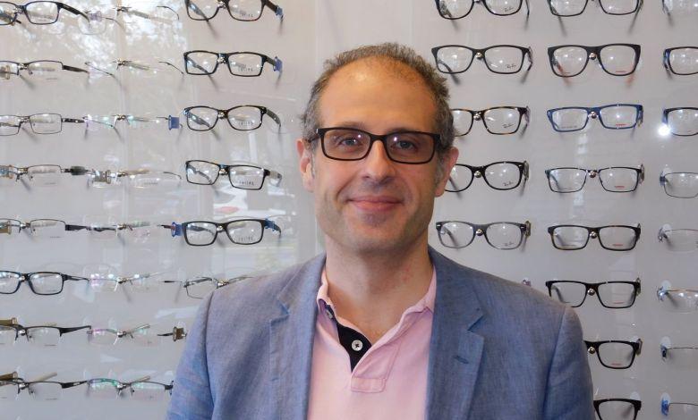 Eric Sebbah de Vision Store : magasin d'optique, opticien, ophtalmologue, optométriste à Deerfield Beach en Floride