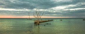 L'île de Isla Holbox, dans l'Etat-de Quintana Roo