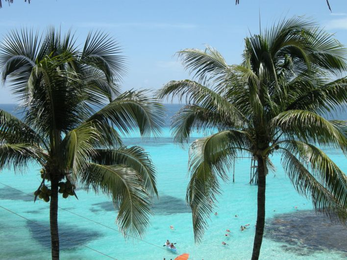 Garrafon Natural Reef Park à Isla Mujeres