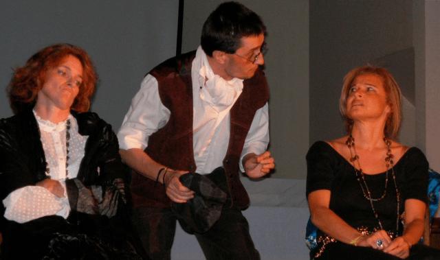 Spectacle de TAM, théâtre en Français à Miami