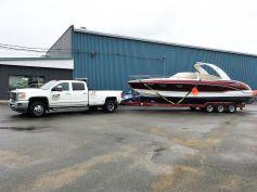 Duo-Caroma Transport bateau