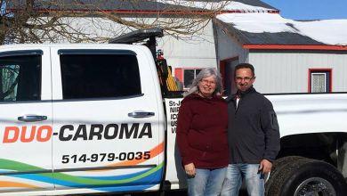 Photo of Pour le transport de matériel, fifthwheels, marchandises entre le Canada et les États-Unis (Floride) : Duo-Caroma