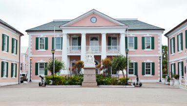 Bahamas New Providence Nassau Government housse