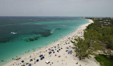 Bahamas Paradise Island - Cabbage Beach