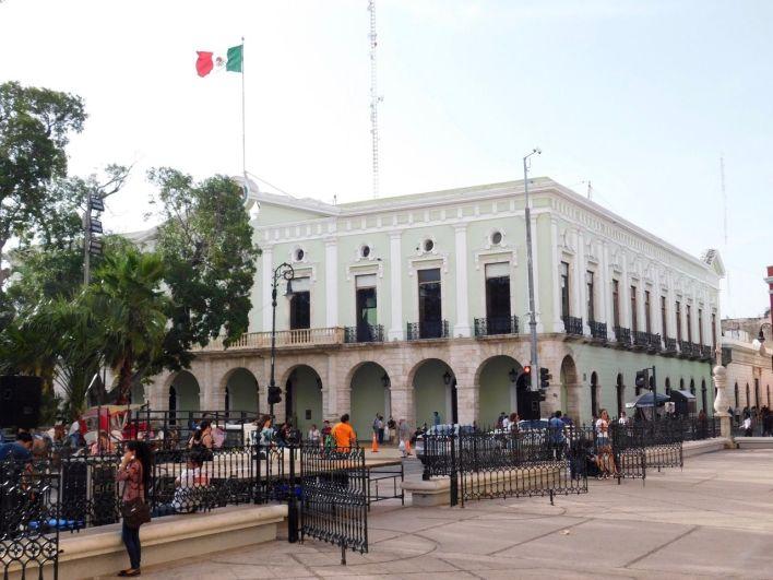 Le Palais du Gouverneur de Mérida