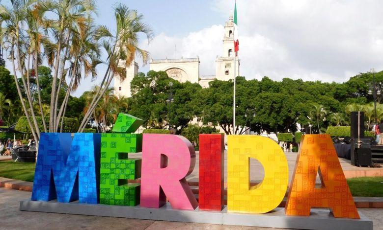 Merida, Capitale du Yucatan